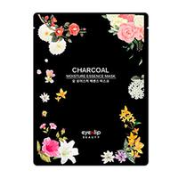 Eyenlip Charcoal Oil Moisture Essence Mask - Маска для лица тканевая 25 мл