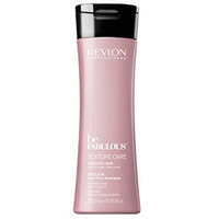 Revlon Professional Be Fabulous C.R.E.A.M. Anti-Frizz Shampoo - Дисциплинирующий шампунь 250 мл