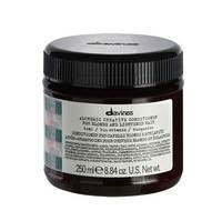 Davines Alchemic Creative Conditioner For Blond And Lightened Hair Teal - Креативный кондиционер для осветленных и натуральных блондов оттенок (морская волна) 250 мл