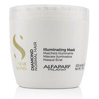 Alfaparf Semi Di Lino Diamond Illuminating Mask - Маска для нормальных волос придающая блеск 500 мл