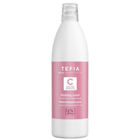 Tefia Color Creats Oxidizing Cream - Окисляющий крем с глицерином и альфа-бисабололом 12% 1000 мл