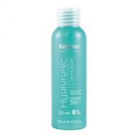 Kapous Hyaluronic Cremoxon - Кремообразная окислительная эмульсия с гиалуроновой кислотой 6% 150 мл