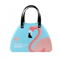 Beauty Style Lovely Care - Увлажняющая антиоксидантная маска для всех типов кожи фламинго 7*30 г