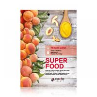 Eyenlip Super Food Peach Mask - Маска на тканевой основе (персик) 23 мл