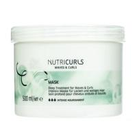 Wella Nutricurls Mask - Питательная маска длявьющихся икудрявых волос 500 мл