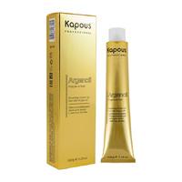 Kapous Arganoil Bleaching Cream For Hair - Обесцвечивающий крем для волос с маслом арганы для волос 150 г