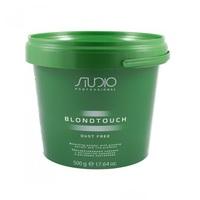 Kapous Studio Professional BlondTouch - Обесцвечивающий порошок с экстрактом женьшеня и рисовыми протеинами 500 г