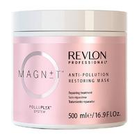 Revlon Professional Magnet Anti-Pollution Restoring Mask - Восстанавливающая маска для волос 500 мл
