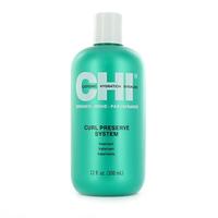 CHI Curl Preserve System Treatment - Увлажняющий бальзам  для кудрявых волос 355 мл