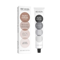 Revlon Nutri Color Filters - Прямой краситель без аммиака 821 серебристо-бежевый 100 мл