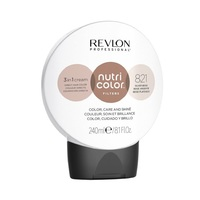 Revlon Nutri Color Filters - Прямой краситель без аммиака 821 серебристо-бежевый 240 мл