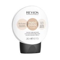 Revlon Nutri Color Filters - Прямой краситель без аммиака 931 светло-бежевый 240 мл