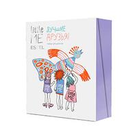 Estel Рrofessional Little Me Set - Набор для девочек (шампунь, спрей для волос, бальзам для губ) 310 мл