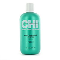 CHI Curl Preserve System Shampoo - Шампунь  для кудрявых волос 355 мл