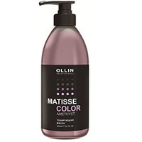 Ollin Matisse Color Mask Amethyst - Тонирующая маска для волос (аметист) 300 мл