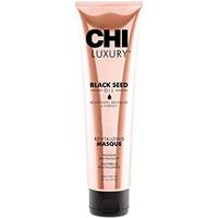 CHI Luxury Black Seed Oil Revitalizing Masque - Маска для волос с маслом семян черного тмина оживляющая 147 мл