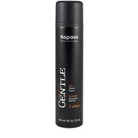 Kapous Professional Man Shaving Foam 3 effect - Пена для бритья 3 эффект 300 мл