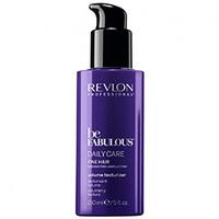 Revlon Professional Be Fabulous Volume Texturizer - Текстурайзер для объема тонких волос 150 мл