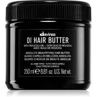 Davines OI Hair Butter - Питательное масло для абсолютной красоты волос 250 мл