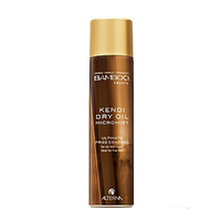 Alterna Bamboo Smooth Kendi Dry Oil Micromist - Невесомое масло-спрей для ухода за тонкими волосами 170мл