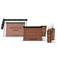Selective Professional Tropical Sublime Set - Hабор (шампунь-гель 100 мл ,восстанавливающая маска 100 мл, защитное масло 100 мл)