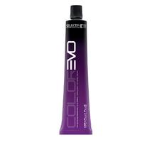 Selective Colorevo - Крем-краска для волос 3.65 темно-каштановый красно-махагоновый 100 мл