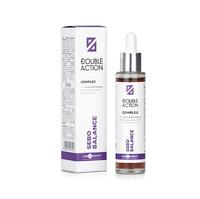Hair Company Double Action Sebocontrol Complex - Комплекс-концентрат регулирующий работу сальных желез 50 мл
