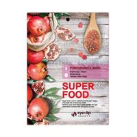 Eyenlip Super Food Pomegranate Mask - Маска на тканевой основе (гранат) 23 мл