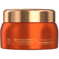 Schwarzkopf Oil Ultime Oil-in-Cream Treatment - Маска для жестких и средних волос  200 мл