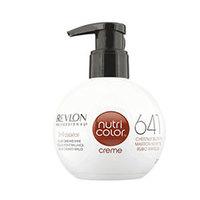 Revlon Nutri Color Creme - Крем-краска №641 светло-каштановый 270 мл