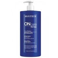 Selective On Care Scalp Stimulate Shampoo - Стимулирующий шампунь, предотвращающий выпадение волос 1000 мл