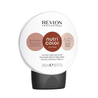 Revlon Nutri Color Filters - Прямой краситель без аммиака 642 каштановый 240 мл