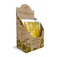 Barex Aeto Impacco Emolliente Miscela D'erbe Volumizzante - Маска смягчающая, из растительной смеси, для обертывания волос, с эффектом укрепления и объема 5*100 мл