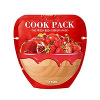 Ettang Cook Pack The Fresh Red Rubber Mask - Маска для лица тонизирующая 25 мл