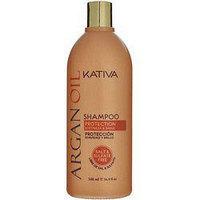 Kativa Argan Oil Shampoo - Увлажняющий шампунь с маслом арганы 500 мл
