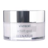Belnatur Vivrecel Actilift Gold - Омолаживающий нано-крем с золотыми мерцающими частицами 50 мл