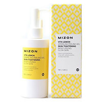 Mizon Vita Lemon Sparkling Peeling Gel - Пилинг-гель с экстрактом лимона 150 г