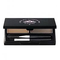 Lioele Mix Eyebrow Cake Dark Gray - Подводка-тени для глаз и бровей 02 (темно-серый) 2*2.5 г