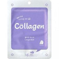 Mijin Cosmetics Care On Mask Pack Collagen - Маска тканевая с коллагеном 22 г