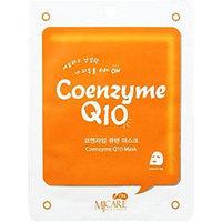 Mijin Cosmetics Care On Mask Pack Coenzyme Q10 - Маска тканевая с коэнзимом 22 г