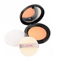 Lioele Be My Skin Powder Pact [All Skin Type] Natural Beige - Пудра компактная тон 23 (натуральный бежевый) 12 г