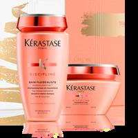 Kerastase Discipline - Новогодний набор 2017 (шампунь-ванна и маска)