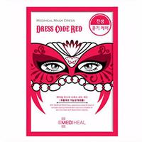 Mediheal Mask Dress Code Red - Маска тканевая для лица 27 мл