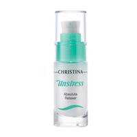Christina Unstress Absolute relaxer - Сыворотка для заполнения морщин «Абсолют» 30 мл