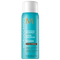 Moroccanoil Extra Strong - Лак сияющий для волос эластичной фиксации 75 мл