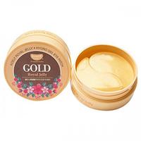 Petitfee Koelf Gold & Royal Jelly Eye Patch - Патчи для глаз гидрогелевые с маточным молочком 60*1,4 г