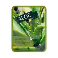 May Island Real Essence Aloe Mask Pack - Маска для лица тканевая 25 мл