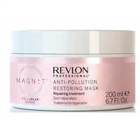 Revlon Professional Magnet Anti-Pollution Restoring Mask - Восстанавливающая маска для волос 200 мл