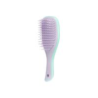 Tangle Teezer The Wet Detangler Mini Wisteria Leaf - Расческа для волос мини (салатовый/сиреневый)