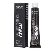 Kapous Professional Bleaching Cream - Крем обесцвечивающий для волос с маслом жожоба 150 г